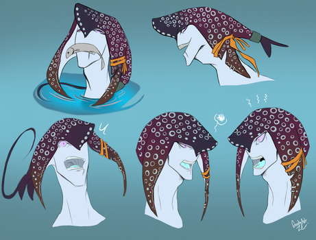 .: Zora expressions :. by IronicalGhosty