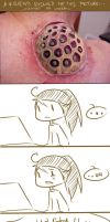 TRYPOPHOBIA WHAT THE HECK by artisticApparition