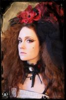Carnivale: Gypsy Mother by NightshadeBeauty