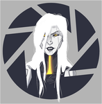 her name is GLaDOS by AtomicRedBoots