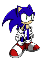 SONIC-GIMP Test by wisp2007