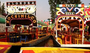 Xochimilco by AlliOK