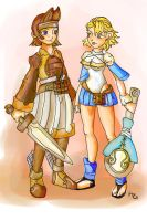 Crystal Chronicles: Cray, Mede by happineff