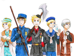 [APH] All your Nordics are ready (1 z 2) by Smimon