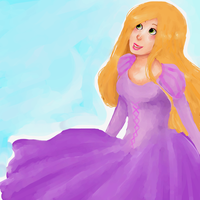 rapunzel take two by Biijoux