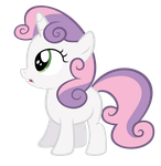 Scared Sweetie Belle by Atmospark