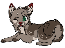 Pup Adopt [CLOSED] by fluzzadopts