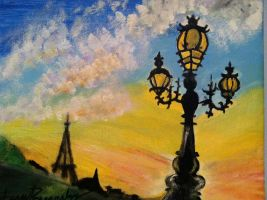 The Parisian Lantern by BravoKrofski