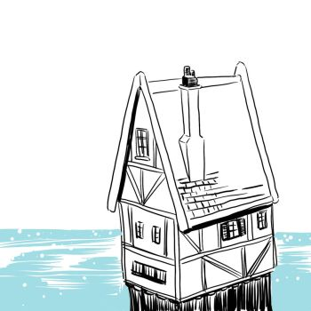 House by voraciousink