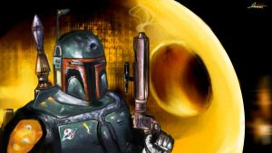 Boba FET by ShadowSnake67