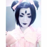 Muffet - Undertale Cosplay by PrinceGriffith
