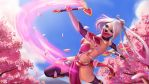 LoL TRIBUTE: Heartseeker Akali by iurypadilha