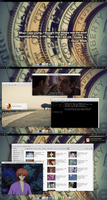 Arch Linux: Desktop Screenshot - 21/06/12 by artt-m