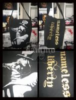 Nameless Liberty Ruki Bag by Sammo6661Deth