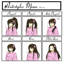 Taiwan Hair Meme by LibraK