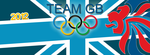 Team GB olympics 2012 facebook timeline cover by englishlioness