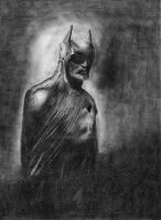 Batman by MsFishSpot
