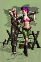 Shooters by R-Sva