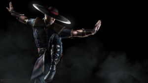 Kung Lao by Airachnid1301