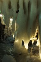 Sunlit Icicles by PhotonicBohemian