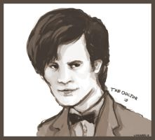 The Doctor by Doomed-to-sock