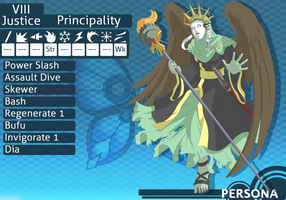 MM Persona: Principality [Rank 1] by Defying-Destiny