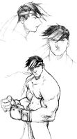 Street Fighter-Ryu Concept by TheJohnsonDesign