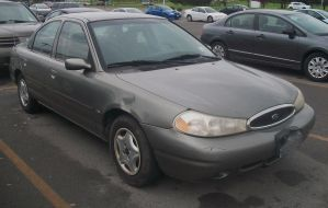 (1999) Ford Contour LX by auroraTerra