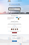 Tax Firm Landing Page Design by ahsanpervaiz