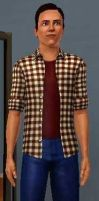Neil Frogurt-Sims 3 by pudn