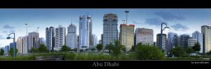 welcome to UAE by AnubisGraph