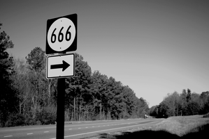 Supernatural - Route 666 by ALittleOffKilter