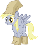 Derpy's Nightmare night costume by pinkaminadianepie3