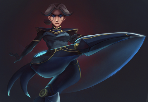 Camille by Konnestra