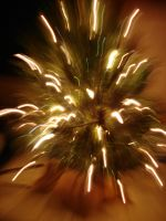 Christmas Tree Explosion 3 by FantasyStock