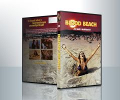 Blood Beach DVD Cover by phelpster