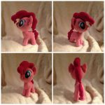 Mini Pinkie Pie Plush by julesorama