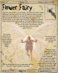 Labyrinth Guide - Flower Fairy by Chaotica-I