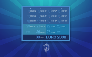 Euro 2008 Wallpaper by chumsdock