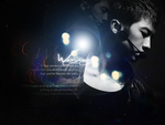 Even If You Leave Me-Wooyoung by XXKamixX