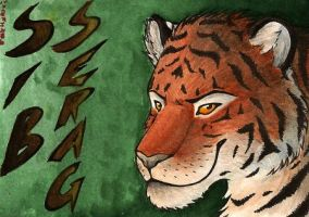 Sib Serag badge by PanHesekielShiroi