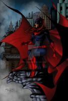 Batwoman by Penfolio