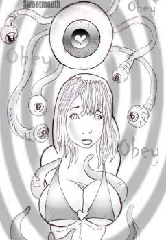 The hypnotic Doctor Oculus by sweetmouth