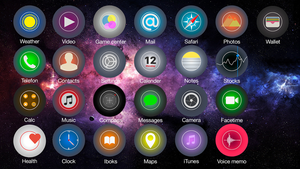 iOS icons by janosch500