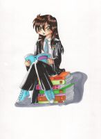 Invisible - chibi by Sitriel