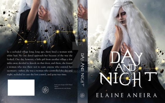 Day And Night Book Cover by Shirokibo
