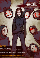 Wen and the Menu by Fred-S-Kaed