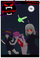 Miracle Fright Book 1 by Dragoshi1