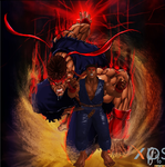 Xnalara Evil Ryu by mykearce