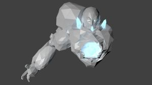 Golem Mesh: WIP by TheChabot